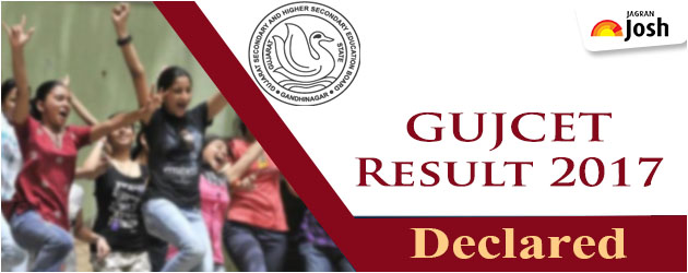 GUJCET Result 2017 to be Declared Today