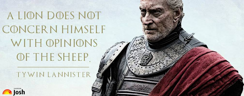 TYWIN LANNISTER, Game of Thrones, Game of Thrones Season 7