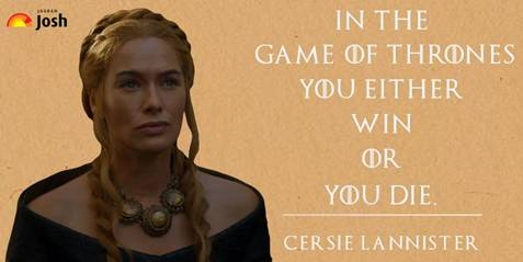 CERSIE LANNISTER, Game of Thrones, Game of Thrones Season 7, GOT Season 7