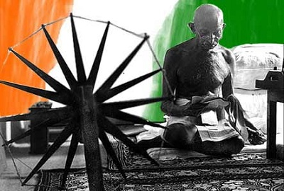 MCQ on Gandhiji