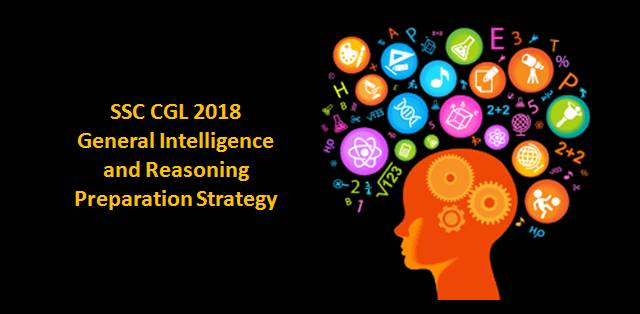 SSC CGL General Intelligence and Reasoning preparation strategy