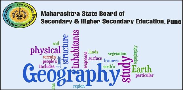 Maharashtra State Board HSC Geography Syllabus  CBSE Board