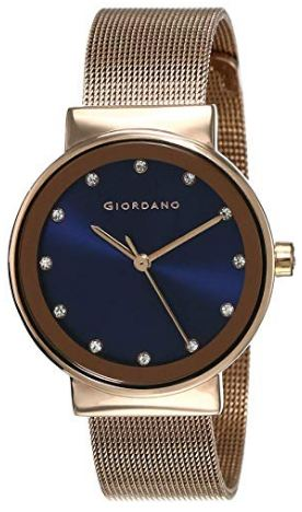 Giordano Rose Gold Watch