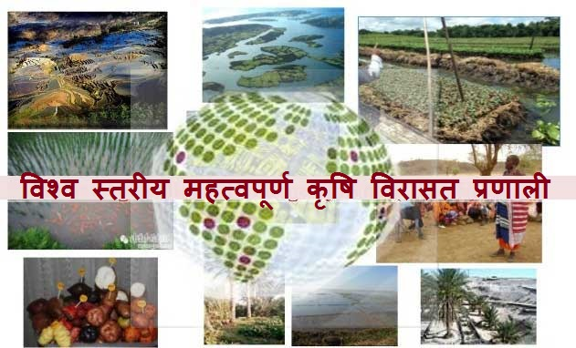 Global Important Agricultural Heritage