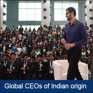 Highest Paid Global CEOs of Indian Origin
