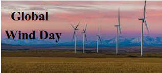 Global Wind Day 2019: History and Significance
