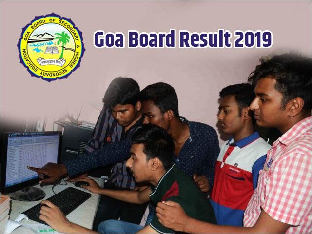 Goa-Board-Result-2019