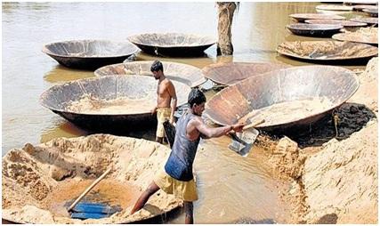 Gold Mine Andhra Pradesh