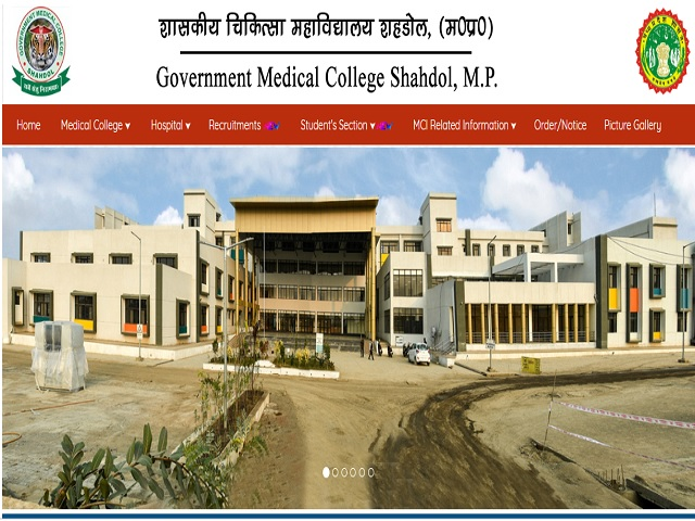 Directorate of Medical Education Madhya Pradesh (Medical Education MP) Recruitment 2019