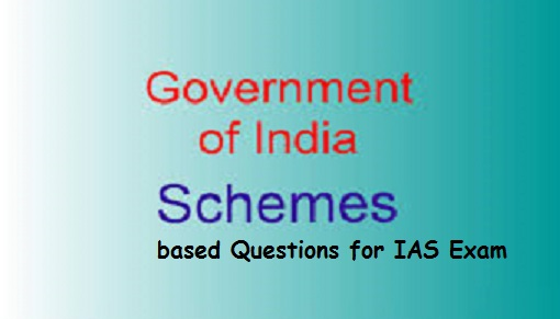 Government Schemes Base Quiz