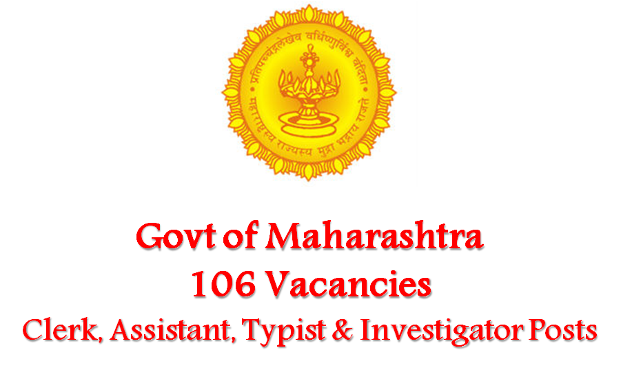 Govt_Maharashtra_Clerk_Typist_Recruitment
