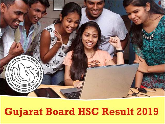 GSEB HSC 12th General Gujarat Board Result 25-05-2019 |http://www.gseb.org/