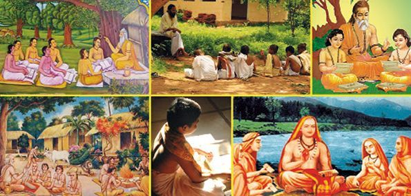 Gurukul-system-of-education