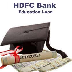 HDFC Bank Education Loan