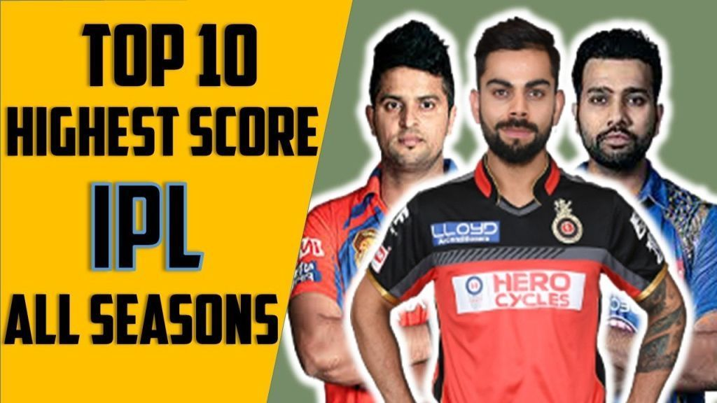 7b7b4807e List of highest run scorers in the IPL history
