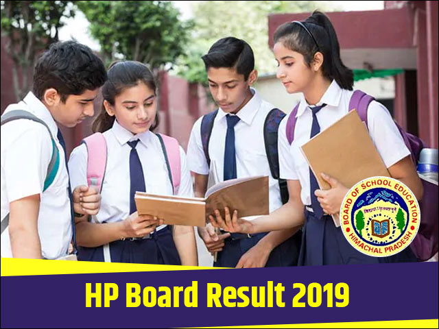 Check HPBOSE Result 2019: HP Board 10th & 12th Results
