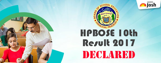 HPBOSE Class 10 Results 2017 Released; Check online on official website hpbose.org