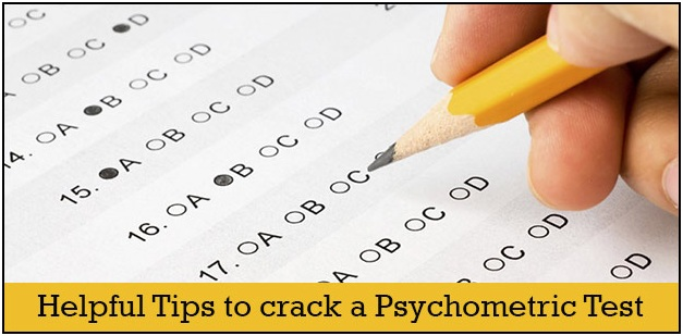 Helpful Tips to crack a Psychometric Test