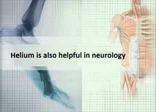 Гелий полезен в неврологии