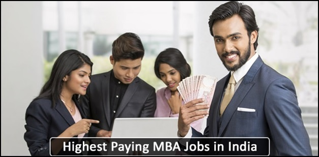MBA Jobs in India