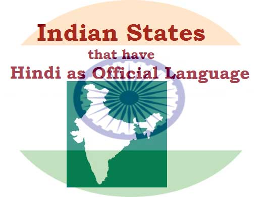 indian languages list with states pdf