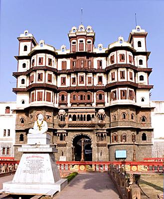 Holkar Palace Indore