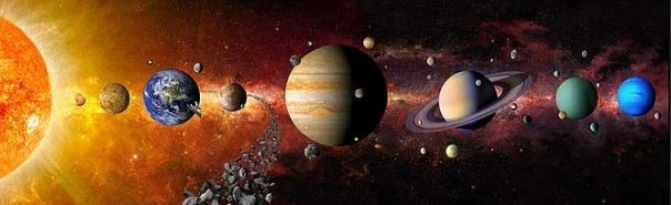 what is the effect of gravity on the solar system