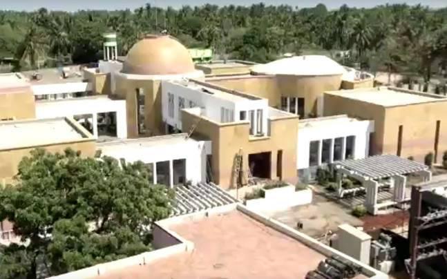 How Kalam Memorial looks