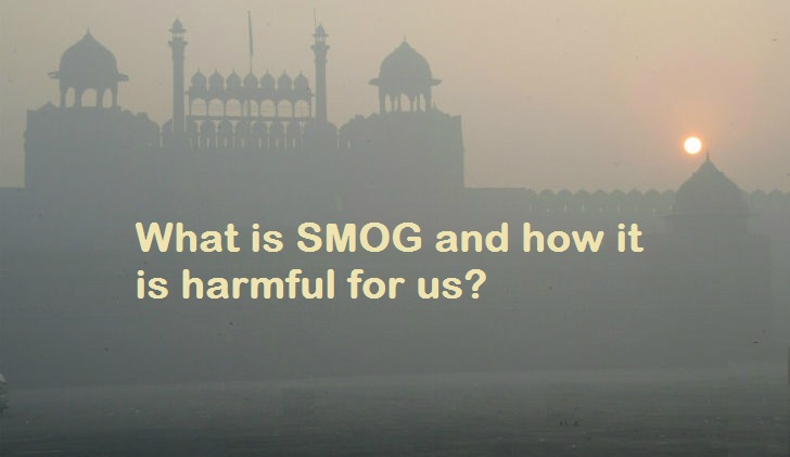 What is Smog and how it is harmful for us