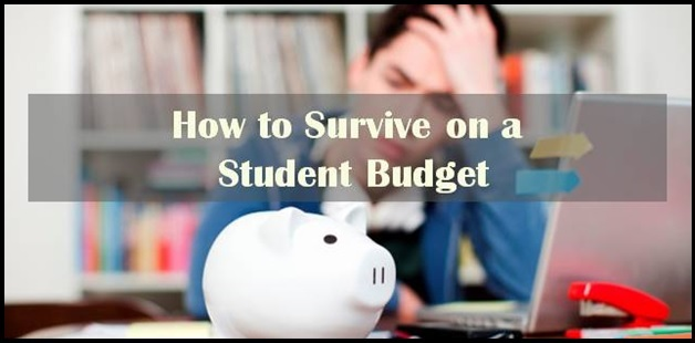 How to Survive on a College Student's Budget