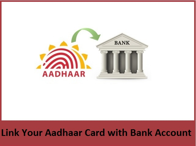 Link Aadhaar to Bank Account