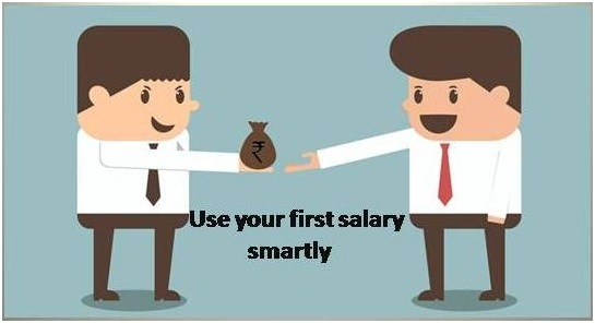 How to use your first salary that will make you happy?
