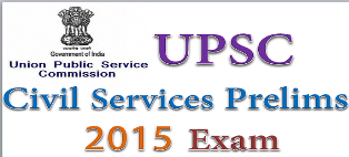 UPSC Civil Services Preliminary Exam