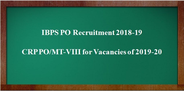 IBPS CWE Probationary Officers Management Trainees - ibps.in