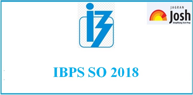 IBPS SO 2018 Syllabus