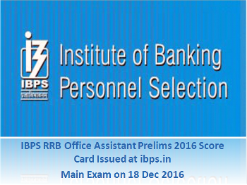 IBPS-Score-Card-Issued