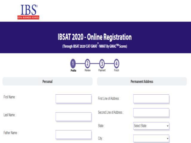 IBSAT 2020 Applications