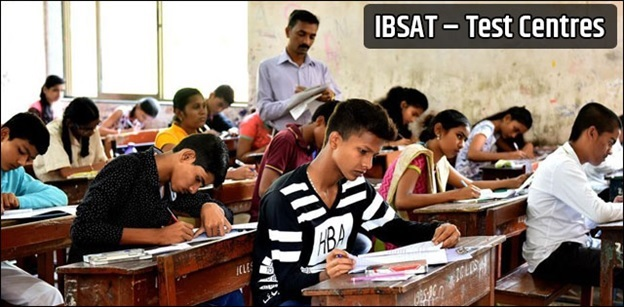 IBSAT Exam – Test Centres