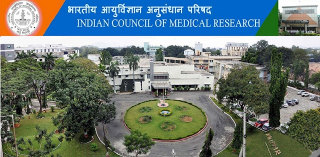 ICMR, New Delhi Recruitment 2018