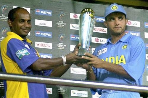 ICC Champions Trophy 2002 Winner