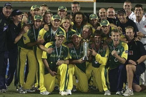 ICC Champions Trophy 2006 Winner