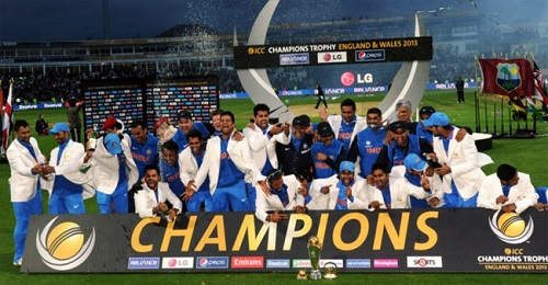 ICC Champions Trophy 2013 Winner