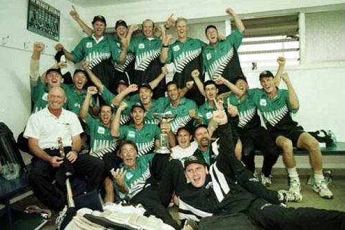 ICC KnockOut Trophy 2000 Winner