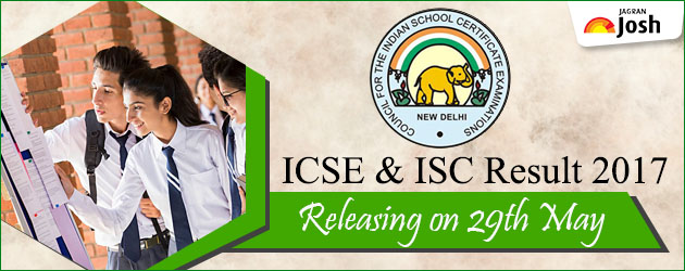 ICSE and ISC Result 2017 to be out on May 29