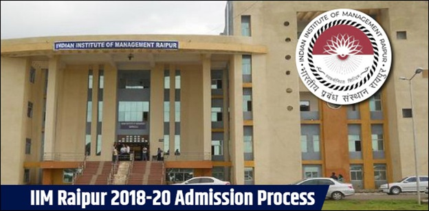 IIM Raipur 2018-20 Admission Process