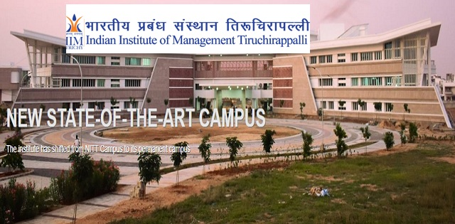 IIM Administrative Officer & Other Posts Job