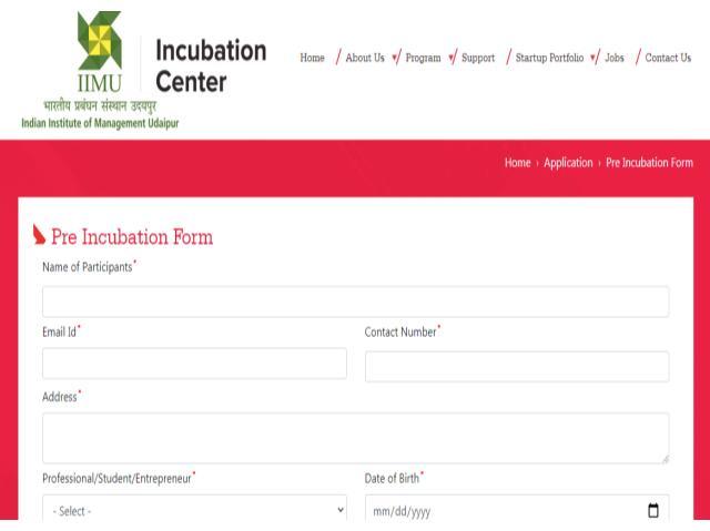 IIMUIC Pre-Incubation