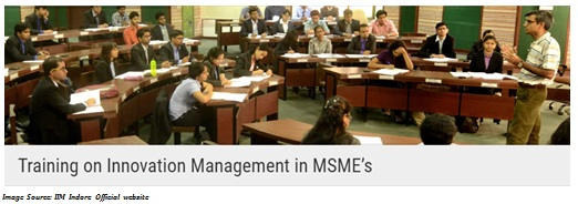 IIM Indore innovation management, iim news, mba news, iim indore admission