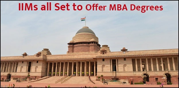 IIMs will now offer degrees instead of diplomas as per IIM Bill 2017