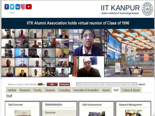 vacancies at iit kanpur